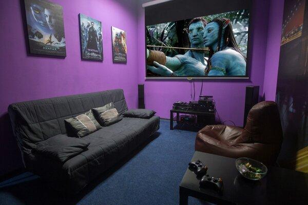 фотография киноклуба 5 комнат ─