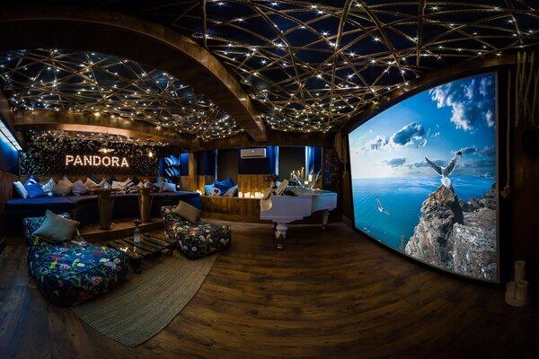 фотография киноклуба Pandora ─ Морская симфония