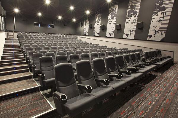 фотография кинотеатра Kinopark 4 Глобус 3D ─
