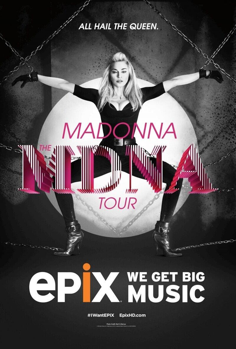 Мадонна: MDNA World Tour