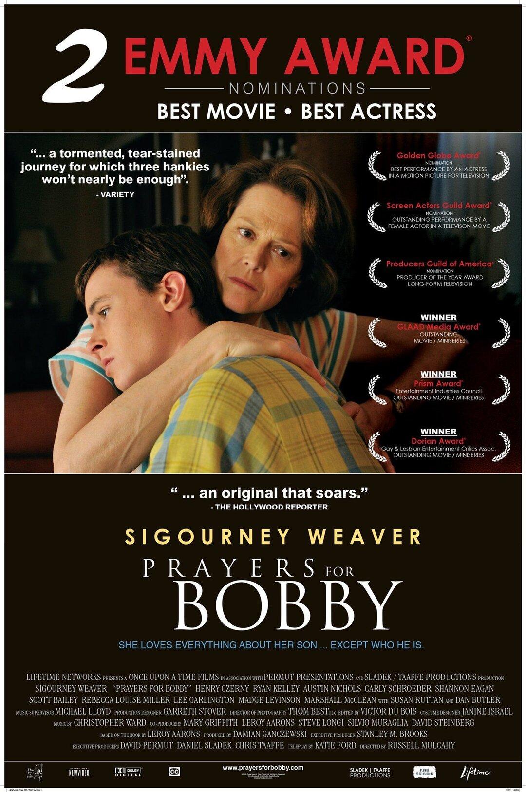 Молитвы за Бобби