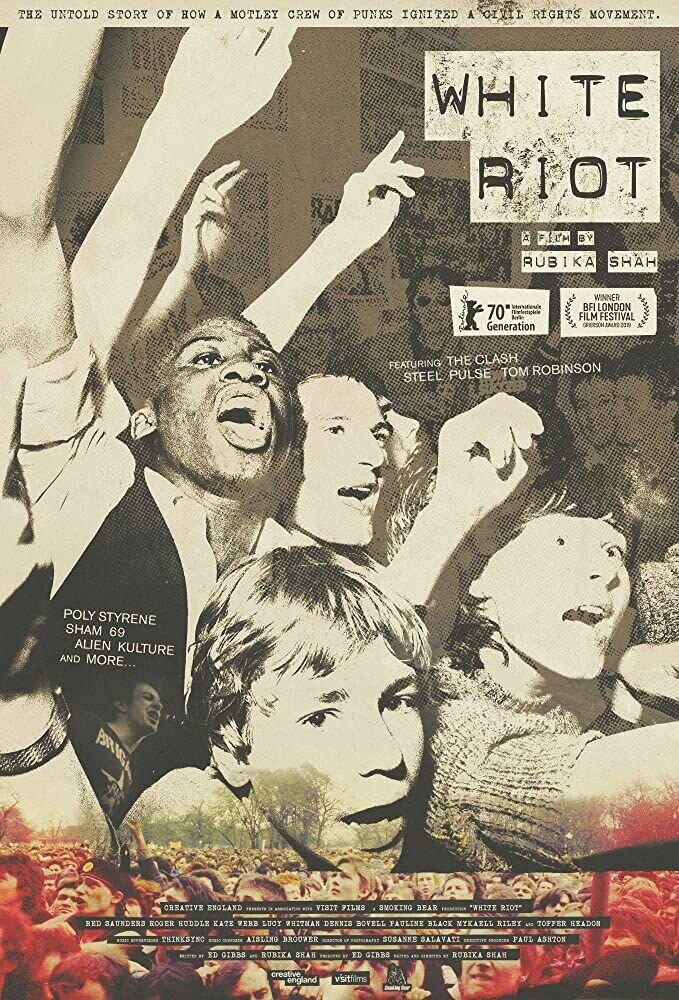 White Riot: Панк-протест