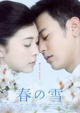 Постер к фильму «Весенний снег»