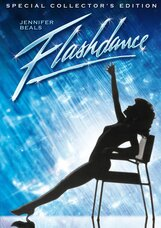 Постер к фильму «Танец-вспышка»
