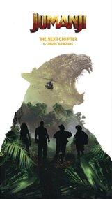 Постер к фильму «Джуманджи 2»