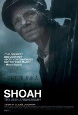 Постер к фильму «Шоа»