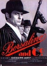Постер к фильму «Борсалино и компания»