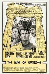 Постер к фильму «Пушки острова Наварон»
