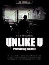 Постер к фильму «Другие: трейнрайтинг в Берлине»