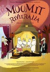 Постер к фильму «Муми-тролли на Ривьере»