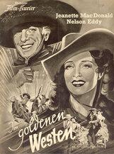 Постер к фильму «Девушка Золотого Запада»