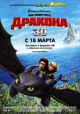 Постер к фильму «Как приручить дракона»
