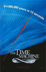 Постер к фильму «Машина времени»