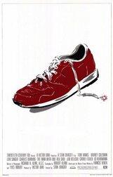 Постер к фильму «Человек в красном ботинке»