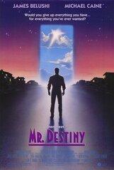 Постер к фильму «Мистер Судьба»