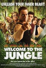 Постер к фильму «Добро пожаловать в джунгли»