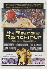 Постер к фильму «Дожди Ранчипура»