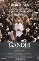 Постер к фильму «Ганди»