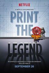 Постер к фильму «Принтер будущего»