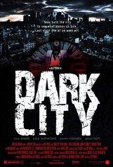Постер к фильму «Темный город»