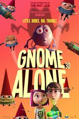 Постер к фильму «Gnome Alone»