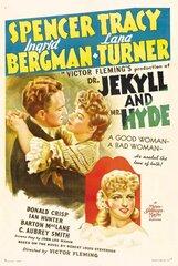 Постер к фильму «Доктор Джекилл и мистер Хайд»