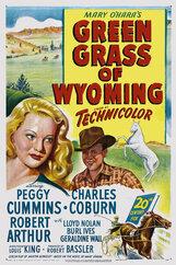 Постер к фильму «Зеленая трава Вайоминга»