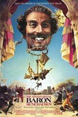 Постер к фильму «Приключения барона Мюнхгаузена»