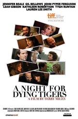 Постер к фильму «Ночь для умирающих тигров»