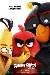 Постер к фильму «Angry Birds в кино»