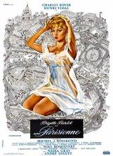 Постер к фильму «Парижанка»