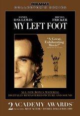 Постер к фильму «Моя левая нога»