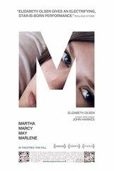 Постер к фильму «Марта Марси Мэй Марлен»