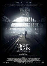 Постер к фильму «Ночной поезд до Лиссабона»