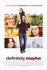 Постер к фильму «Да, нет, наверное»