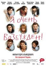 Постер к фильму «Я очень возбужден»