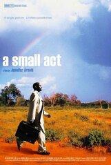 Постер к фильму «Small Act»