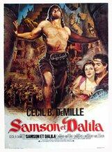Постер к фильму «Самсон и Далила»