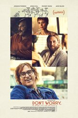 Постер к фильму «Не волнуйся, далеко он не уйдет»