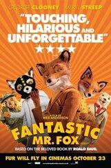 Постер к фильму «Бесподобный мистер Фокс»