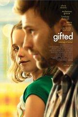 Постер к фильму «Одаренная»