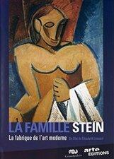 Постер к фильму «Семейство Стайн. Становление современного искусства»