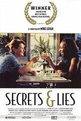 Постер к фильму «Тайны и ложь»