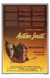 Постер к фильму «Осенняя соната»
