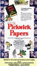 Постер к фильму «Записки Пиквикского клуба»