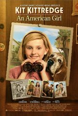 Постер к фильму «Кит Киттредж: Загадка американской девочки»