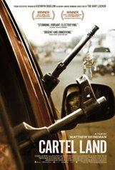 Постер к фильму «Земля картелей»