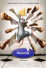 Постер к фильму «Рататуй»