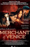 Постер к фильму «Венецианский купец»