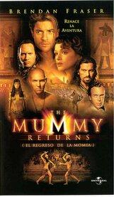 Постер к фильму «Мумия возвращается»